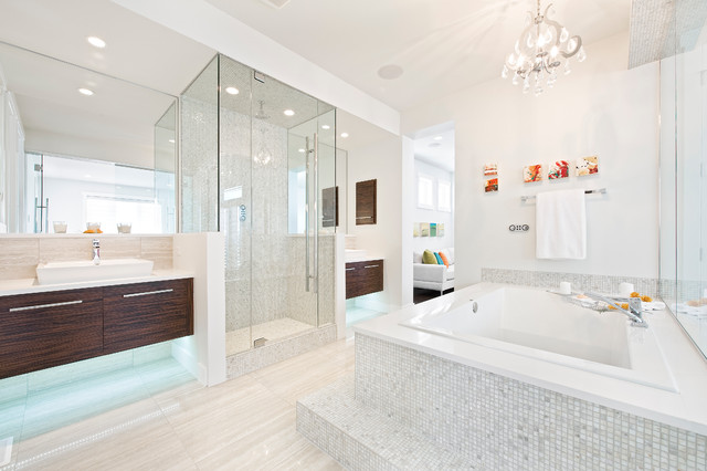 2011 Stampede Dream Home contemporary-bathroom