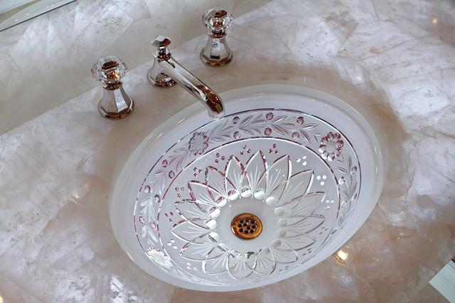 Scottsdale Elegance eclectic-bathroom