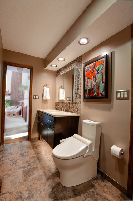 2012 Carmel Master Bath Contemporary Bathroom Indianapolis By Revive Urban
