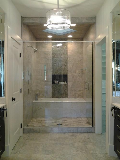 Living Show Case Master Bath