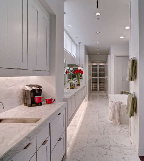 Houzz Com Bathroom: 2012 New American Home