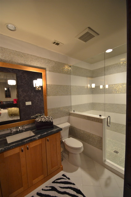 2012 Parade Of Homes--Dominion contemporary-bathroom