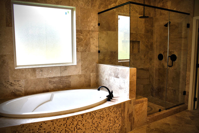 2012 Parade Of Homes Master Bathroom Winner Traditional Bathroom Other By Jp Carducci Inc