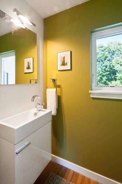 2012 Remodelers Showcase Modern Bathroom Minneapolis