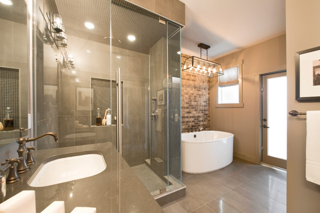 2012 Stampede Dream Home traditional bathroom