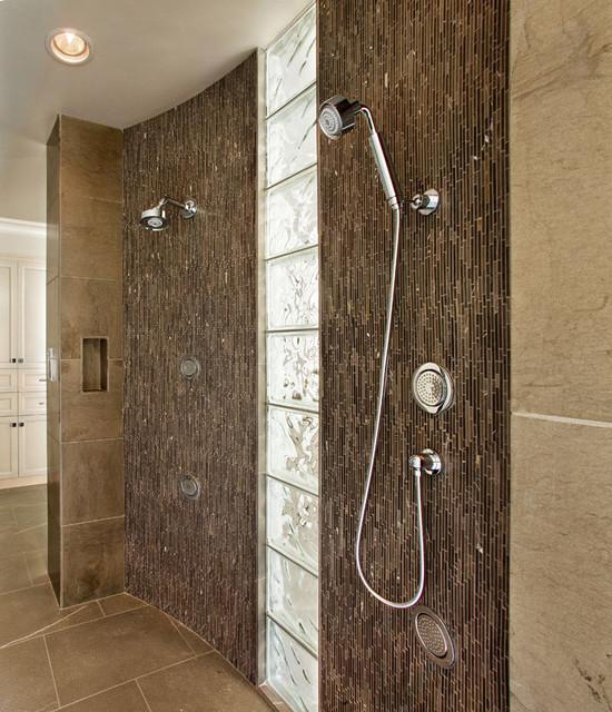 "2012 Street of Dreams (""Montauk"") traditional-bathroom"