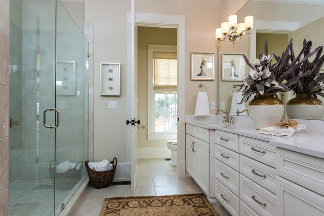 2013 All American Cottage Traditional Bathroom Atlanta By Sh Designs Inc