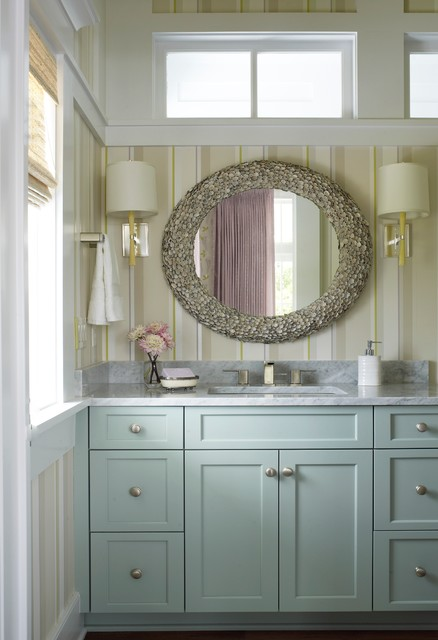 2013 Coastal Living Showhouse Beach Style Bathroom Charleston By Our Town Plans