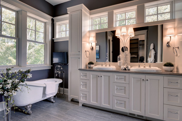 Bathroom Designs 2013 Traditional 2013 luxury home-inver grove heights - traditional - bathroom