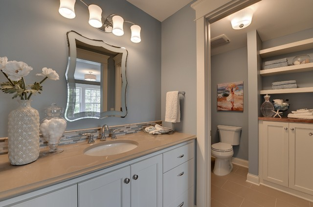 2013 Luxury Home-Inver Grove Heights - Traditional - Bathroom - Minneapolis - by Highmark Builders