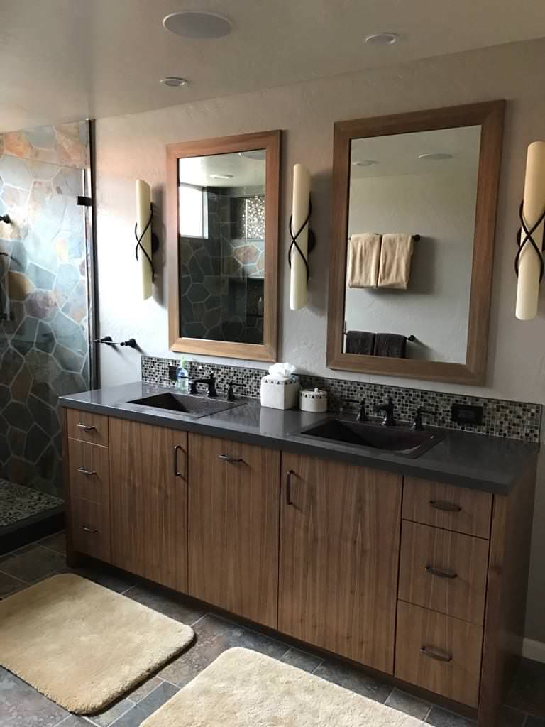2016 Remodeling Projects- Kitchen & Bathroom