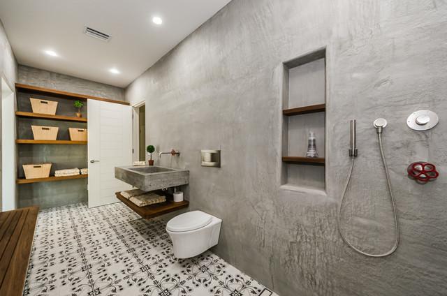 2017 coty award winning bathrooms industrial bathroom for Award winning bathrooms