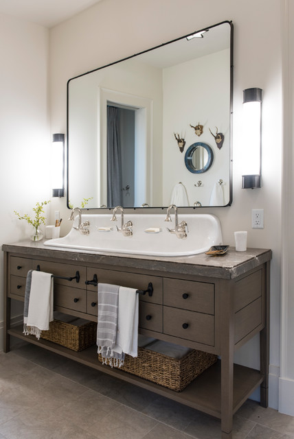 2017 Park City Showcase Of Homes Traditional Bathroom