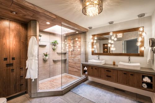 Contemporary Bathroom Renovation in Portland Oregon