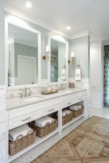 2018 Southern Living Idea House   Traditional   Bathroom ...