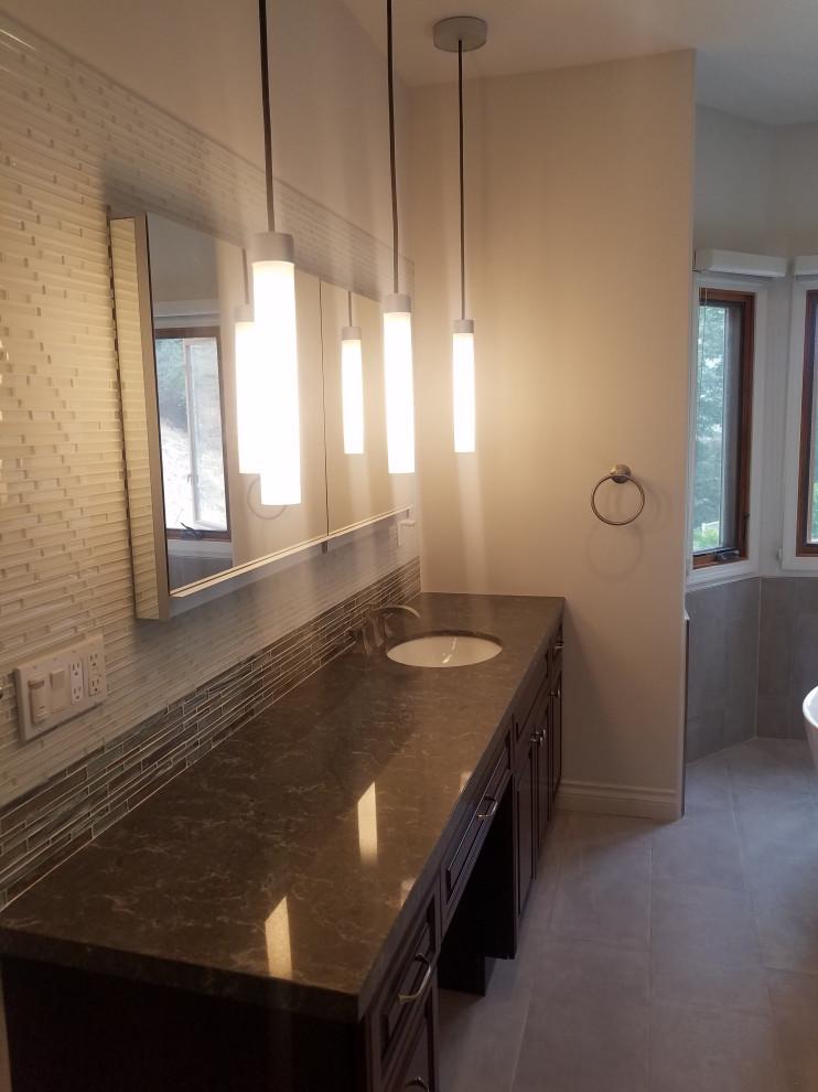 2019 Glendale Bathroom Remodeling - Modern - Bathroom ...