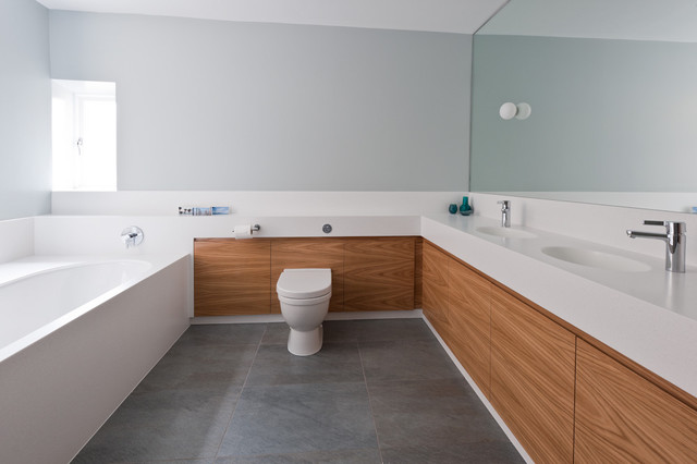 208RR contemporary-bathroom