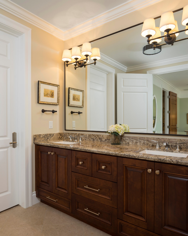 21 - Highland, Utah Residence - Traditional - Bathroom ...