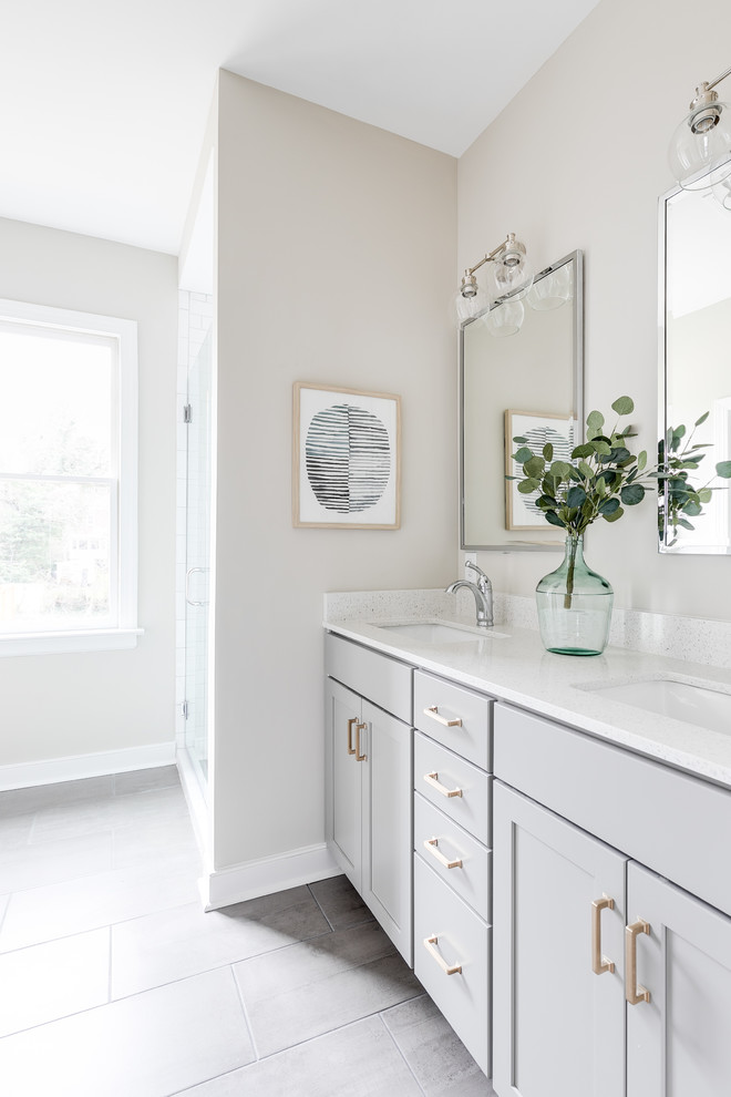 2315 Carrington - Traditional - Bathroom - Richmond - by ...