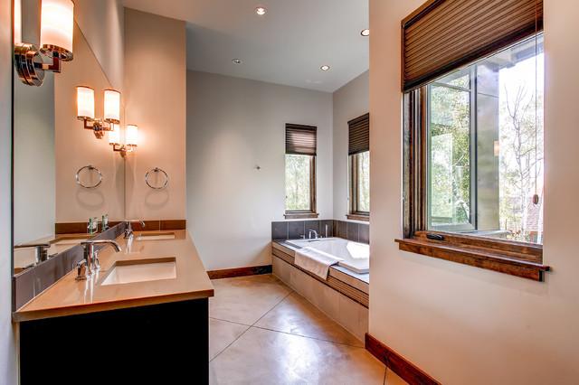 235 High Park Court contemporary-bathroom