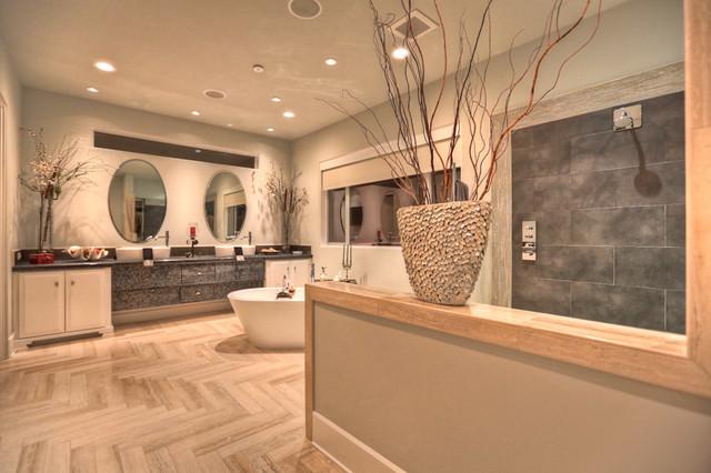 2410 Park Street Residence contemporary-bathroom