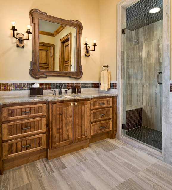 25,000 SF of Luxury traditional-bathroom