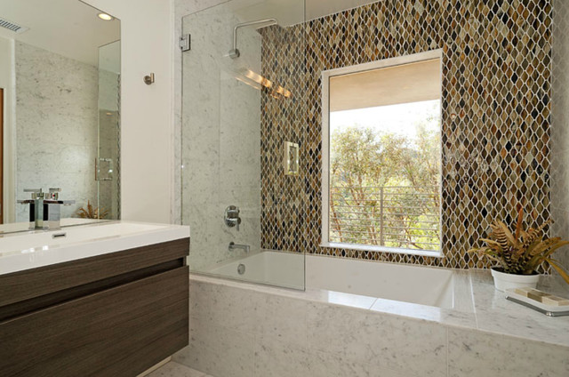 2507 Creston by Apex Investments contemporary-bathroom