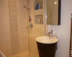 2nd floor bathroom contemporary-bathroom