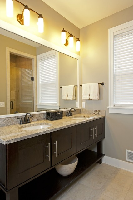 2nd Place 2012 Mid Continent Cabinetry Contest-Bathroom Division contemporary-bathroom