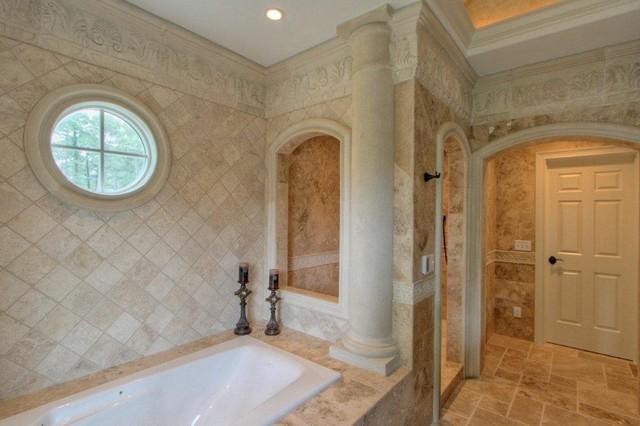 Cornell Residence Hilton Head, SC. traditional-bathroom