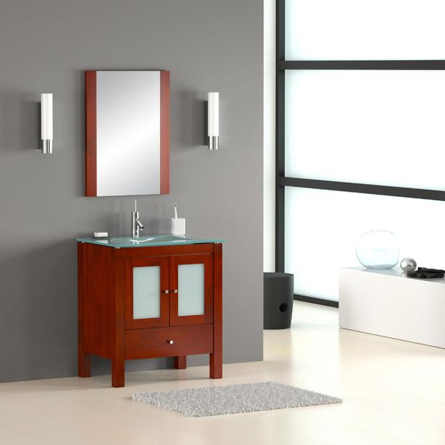 30 modern bathroom vanity contemporary bathroom miami by bathroom place. Black Bedroom Furniture Sets. Home Design Ideas