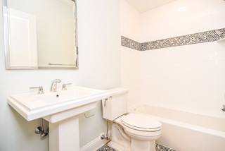 329 midland rye ny transitional bathroom new york for Bathroom decor and tiles midland