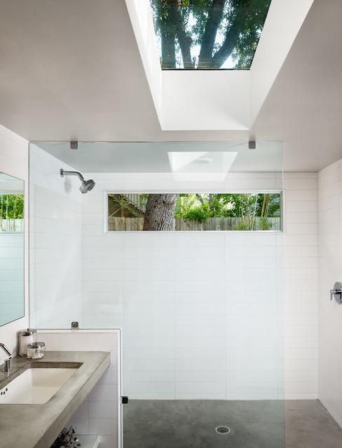 34th Street House contemporary-bathroom