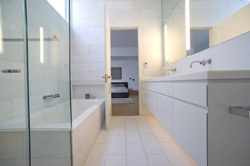 White bathroom help please for All white bathroom designs