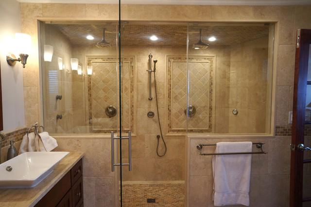 36 Sqft Steam Shower
