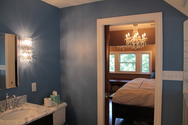 3rd Floor Renovation: Master Suite traditional-bathroom