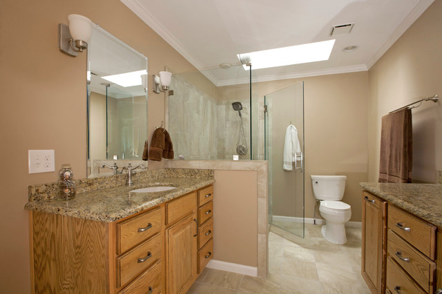 3rd place oak alley inc traditional bathroom for Bath remodel birmingham al