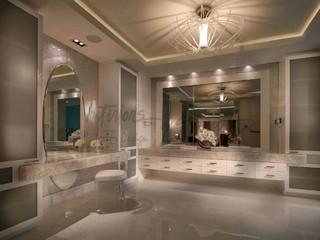 4 Story Penthouse Miami Contemporary Bathroom Miami