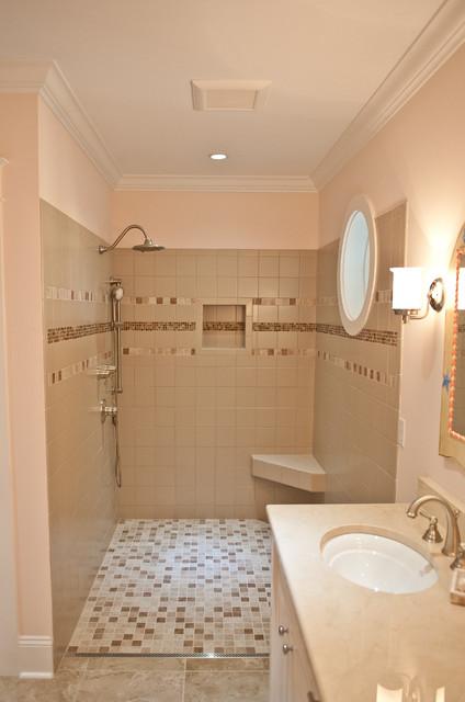 40th Street contemporary-bathroom