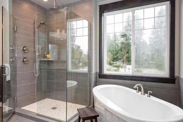 TH AVENUE SE BELLEVUE WA Bathroom Seattle By Murray - Bathroom remodel bellevue wa