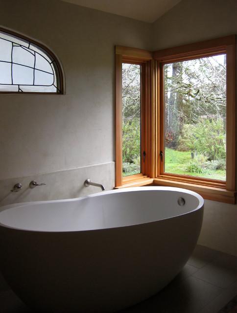 450 architects - Sonoma Residence contemporary-bathroom