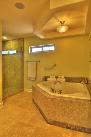 45th Street Custom Reno & Addition(s) traditional-bathroom