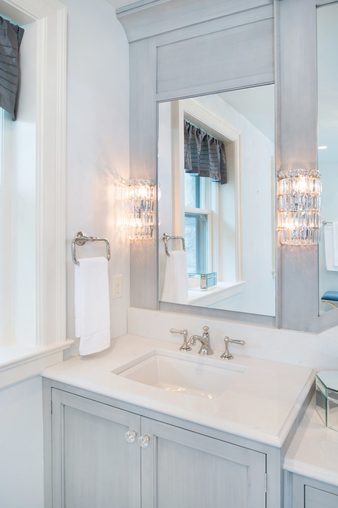 45th Symphony Designer's Showhouse - Transitional ...