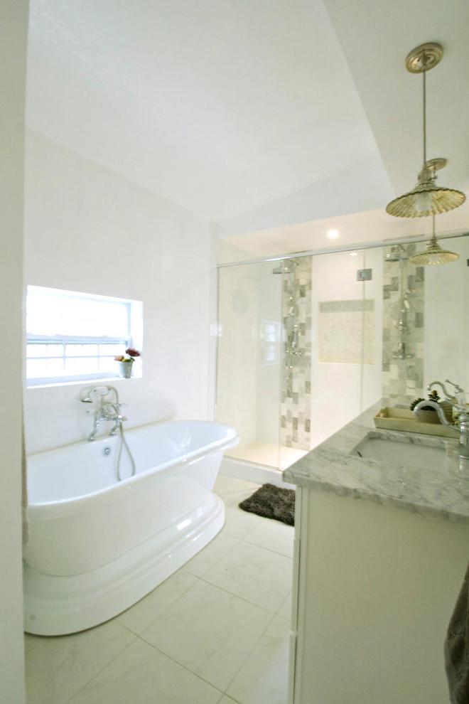 4708 W Clear Ave Tampa Fl 33629 - Traditional - Bathroom ...