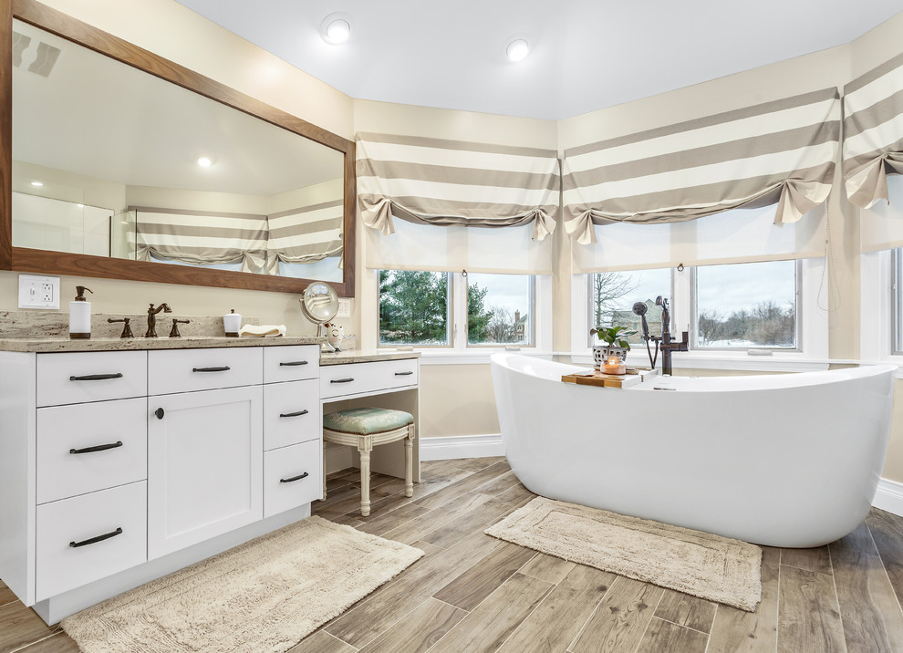5 Piece Bathroom Oasis Transitional Bathroom Chicago By Craftedwild Cabinetry