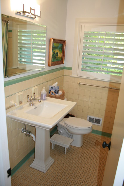 50 S Bathroom Craftsman Bathroom Other Metro By