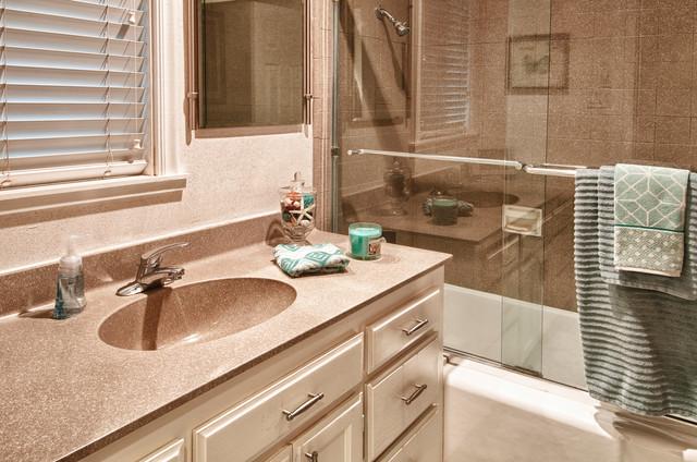 572 East Avocado Crest Road La Habra Heights Ca 90631 Traditional Bathroom Orange County