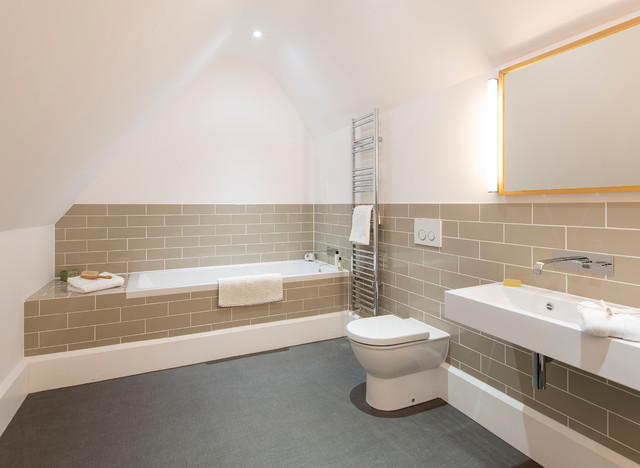 58 knighton drive leicester for Bathroom design leicester