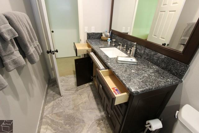 58 - Laguna Hills Four Bathroom Remodel transitional-bathroom