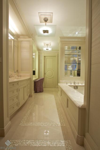 5th Avenue Brownstone Traditional Bathroom New York